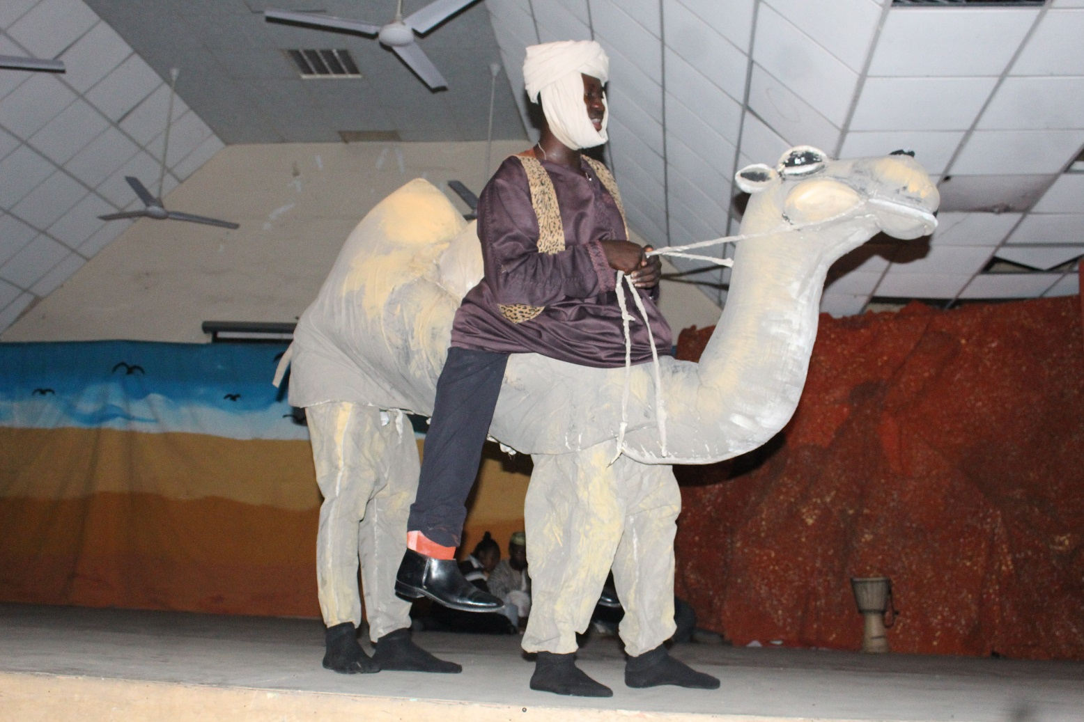 A Mechanical Camel (Prop)