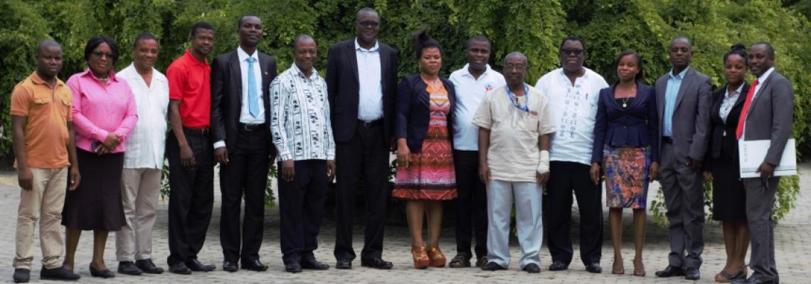 Members of University of Education, Winneba Credit Union Board and Committees